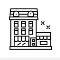 Departmental Store Icon