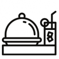 Food & Beverage Icon