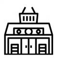Minimart Icon