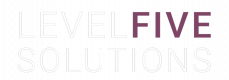 LevelFive Solutions- Current Updated Amended Logo Artwork (4)
